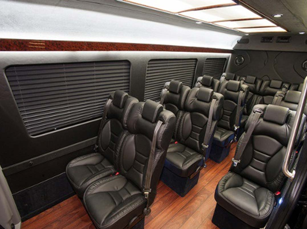 Sprinter Executive Van