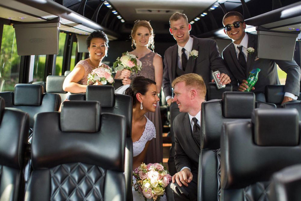 Wedding Limo Raleigh