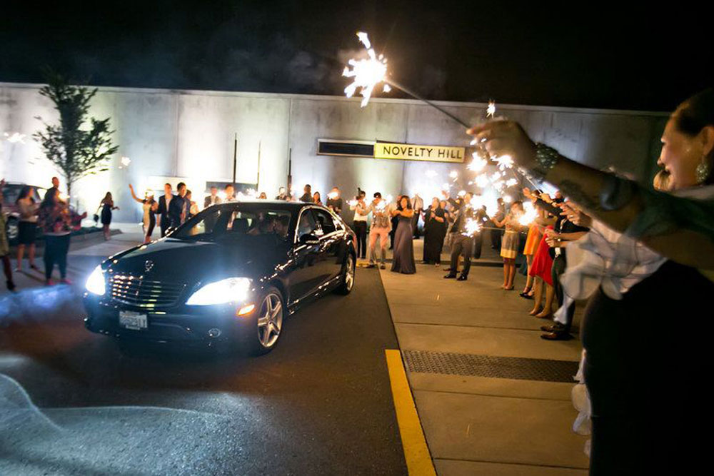 Wedding Transportation Services Raleigh